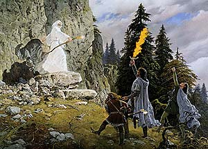 Ted Nasmith The Uncredited Lord Of The Rings Films Concept